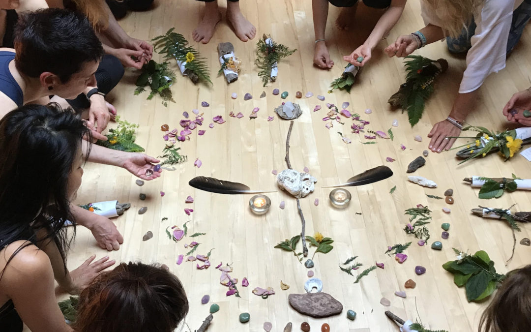 How To Create Rituals With Friends