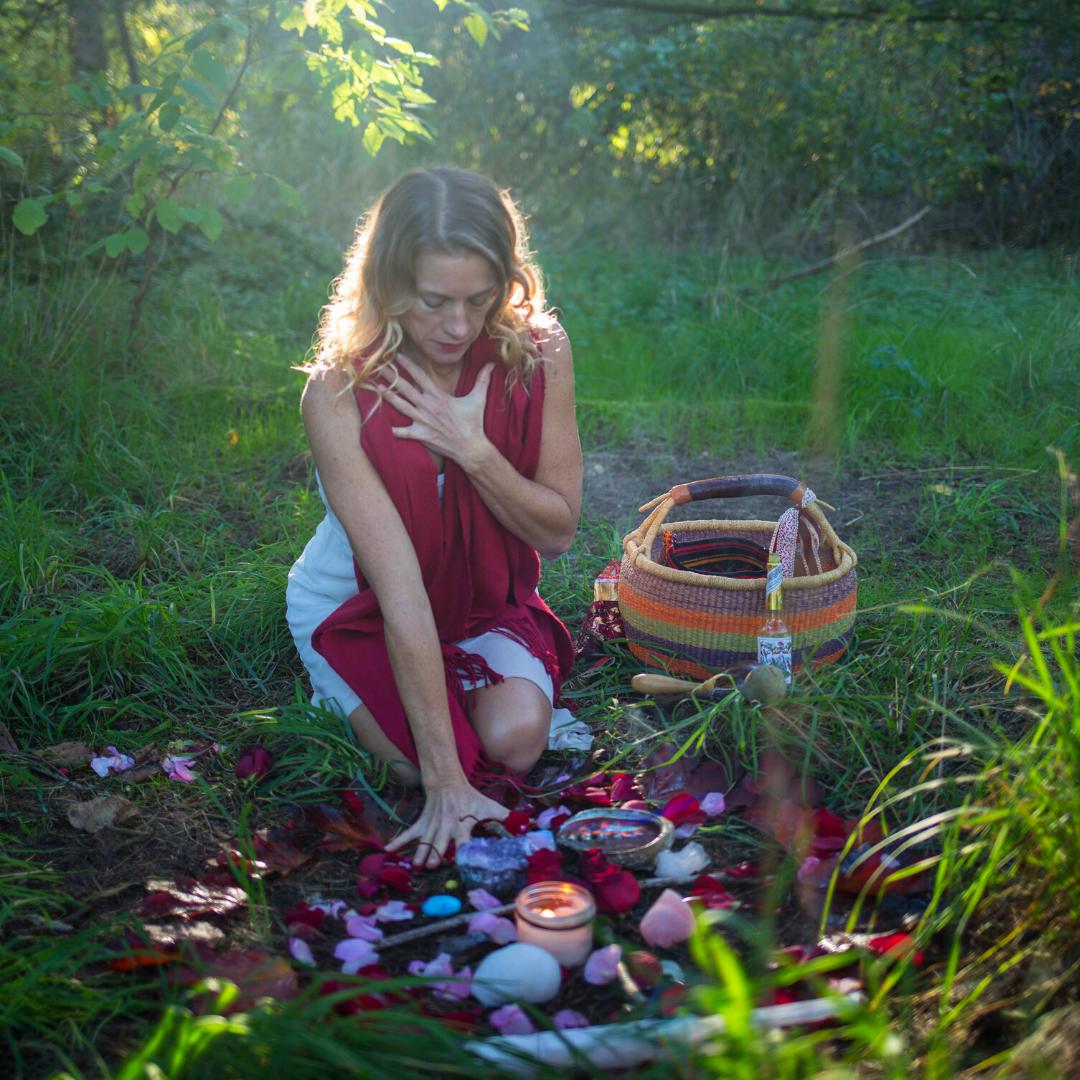 Stepping Into The Sacred: Honouring Samhain | Mara Branscombe